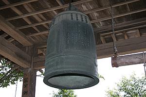 般若寺の銅鐘01