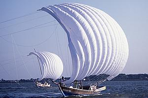 観光帆曳船01