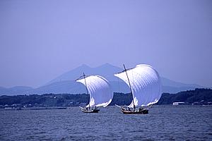 観光帆曳船03