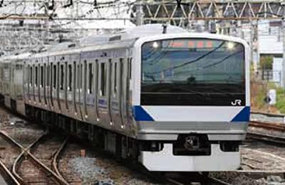 『JR常磐線』の画像