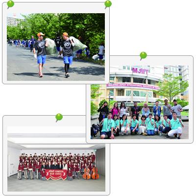 『学びのまち土浦の高校をご紹介』の画像