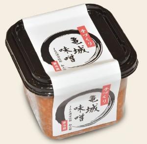 『亀城味噌』の画像